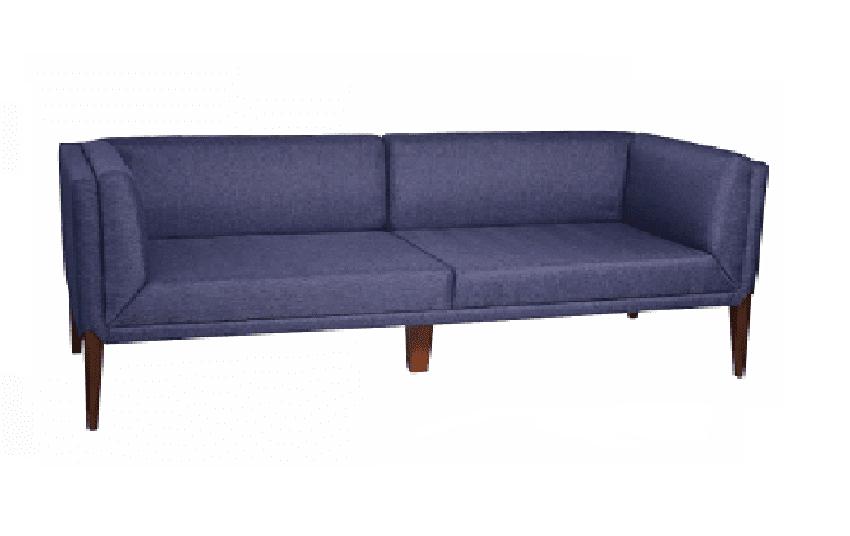 blue üçlü koltuk
