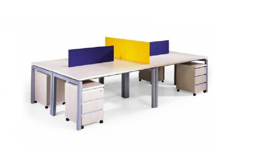 mix ayrılabilir dörtlü masa
