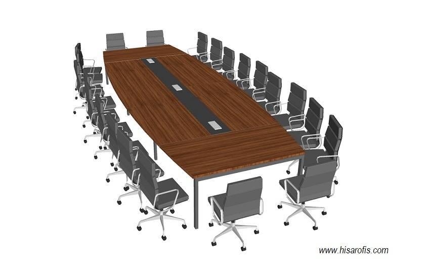 mix oval toplantı